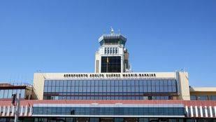Barajas lidera agosto con más de 4,5 millones de pasajeros