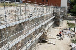 El Ayuntamiento restaurará la muralla cristiana de Madrid