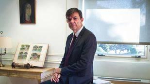 Carlos Andradas, rector de la Universidad Complutense