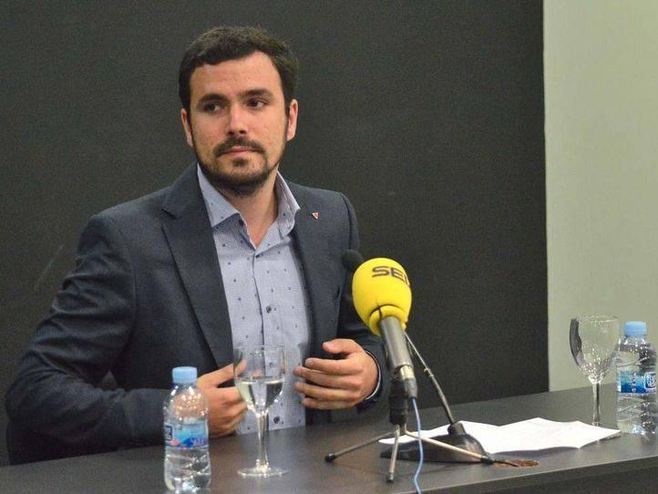 IU aprueba que Alberto Garzón participe en las primarias de Ahora en Común
