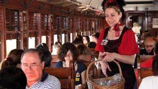 Arranca la campaña de otoño del Tren de la Fresa