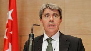 Ángel Garrido, consejero de Medio Ambiente, Administración Local y Ordenación del Territorio de la Comunidad de Madrid