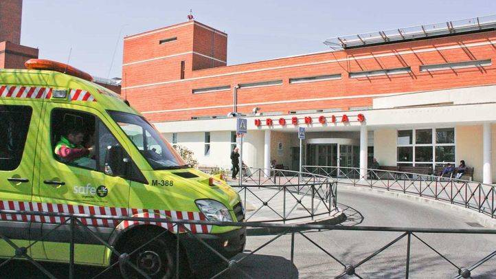 Herida muy grave una menor tras un accidente en la M-404
