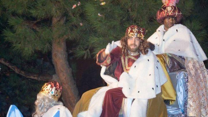 Cabalgata de Reyes del barrio de Hortaleza