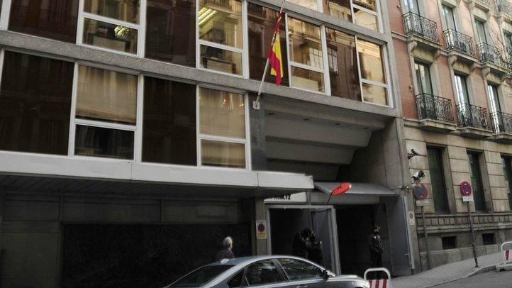 edificio de la Audiencia Nacional en Prim 12