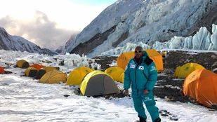 """Ferran Latorre: """"Cerca de la cumbre intuyes que es un momento importante de tu vida"""""""