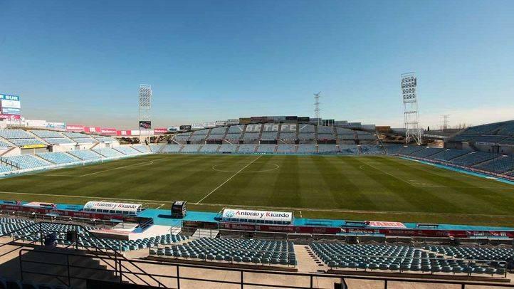 Estadio coliseum Alfonso Perez del Getafe C.F.