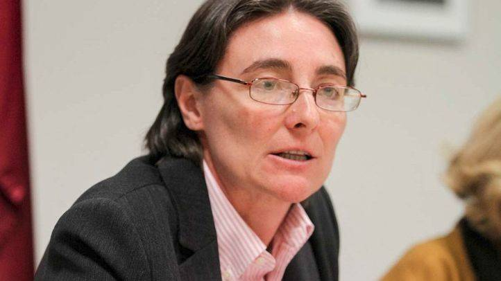 Marta Higueras, vicealcaldesa y delegada de Equidad, Derechos Sociales y Empleo.