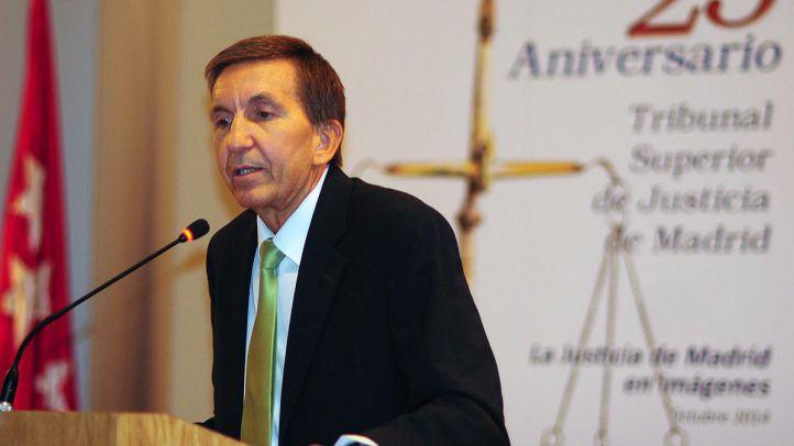 Foto de archivo del ya ex fiscal Anticorrupción Moix.