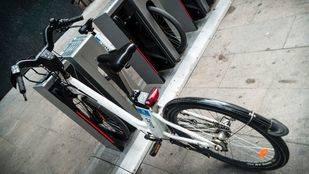 El Ayuntamiento de Madrid estudia poner alarmas a las bicis públicas de alquiler