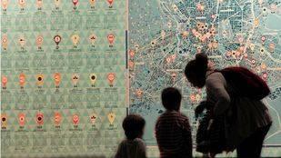 Matadero acoge un atlas de la actividad vecinal en la ciudad