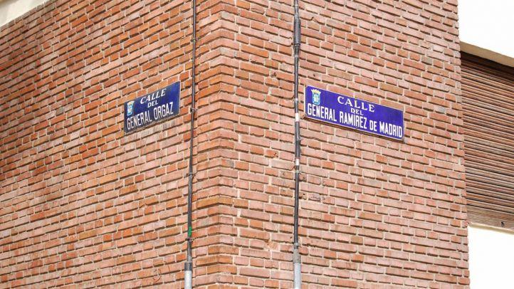 El cambio de las placas con nombres franquistas se realizará a finales de junio