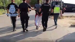 En libertad con medidas cautelares el detenido por enaltecer el yihadismo
