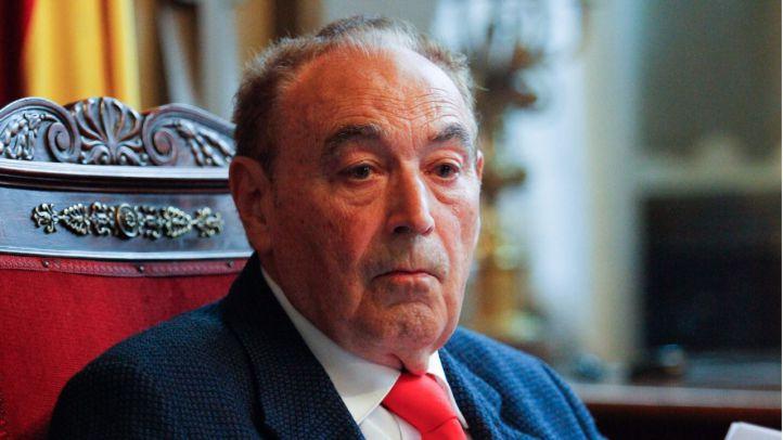 Cesar Navarro, presidente del Ateneo de Madrid
