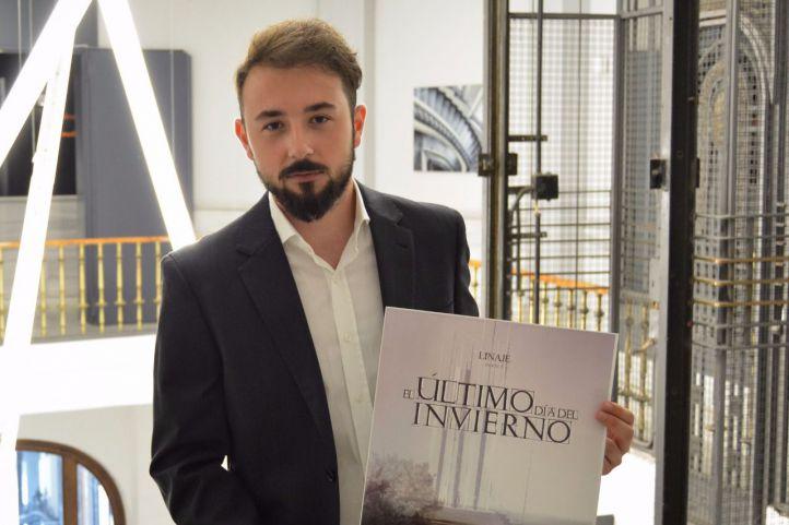Miguel Pérez Castro, autor de 'Linaje parte I: El último día del Invierno'