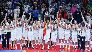 España se corona por tercera vez campeona del Eurobasket