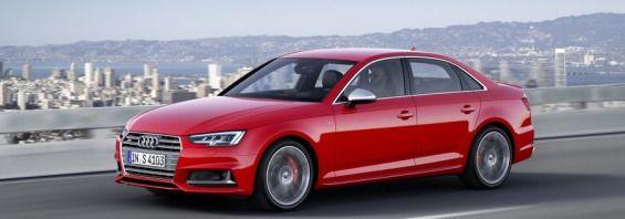 Audi S4 y S4 Avant, potencia tecnológica