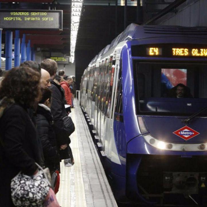 Avería en el Metro: interrumpido el servicio entre Oporto y Carabanchel
