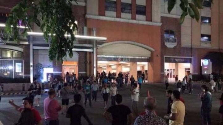 El ISIS reivindica un ataque a un complejo hotelero de lujo de Manila