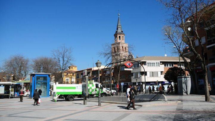 Vallecas peatonaliza esta semana sus bulevares