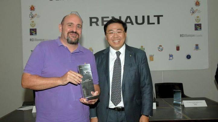 El Olivar de la Hinojosa acogerá el primer gran torneo clasificatorio para las Olimpiadas Renault de Golf Amateur