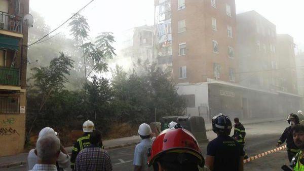Alojar en hoteles a los vecinos de los edificios derrumbados en Carabanchel y Tetuán costó 54.468 euros