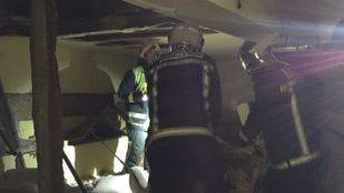 Explota un chalet en Majadahonda por una posible fuga de gas propano