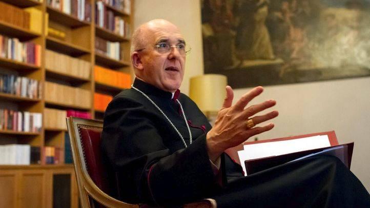 Carlos Osoro. Arzobispo de Madrid