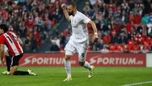 El Real Madrid no perdona dos regalos del Athletic