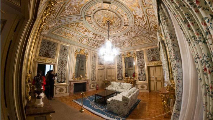 Palacio de El Pardo.