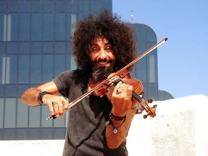 Ara Malikian nominado a un Grammy Latino