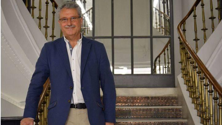 Raúl López, presidente del PP de Coslada.