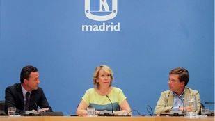 Aguirre pide a Carmena más medios para el Grupo Municipal Popular