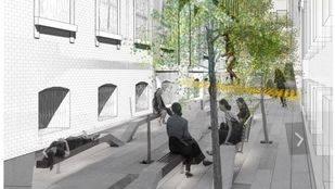 La imprenta de La Gaceta de Madrid será una residencia universitaria