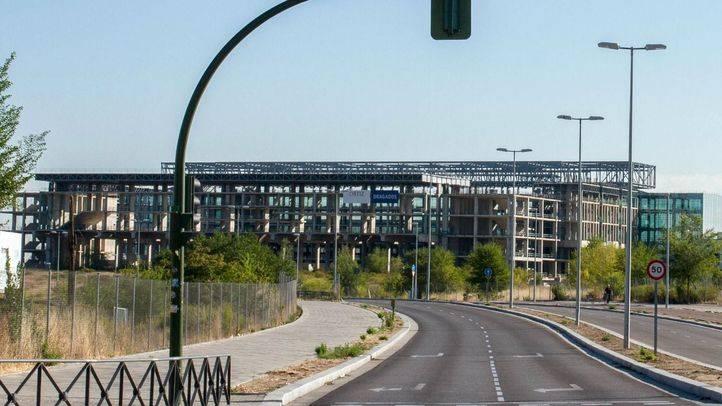 Ayuntamiento y Atlético de Madrid estudian la cesión o venta al club del edificio del Centro Acuático
