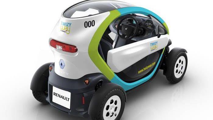 Renault Twizy Way