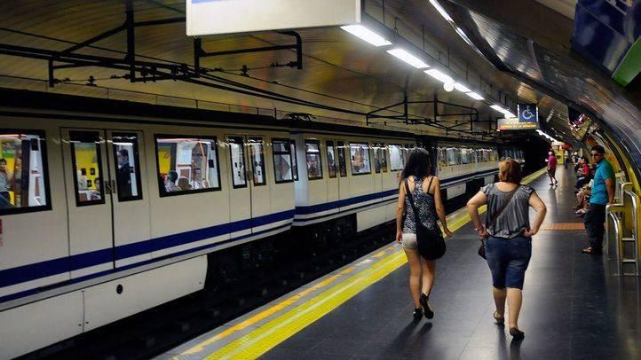 Restablecido el servicio en la línea 5 de Metro entre El Carmen y Ciudad Lineal
