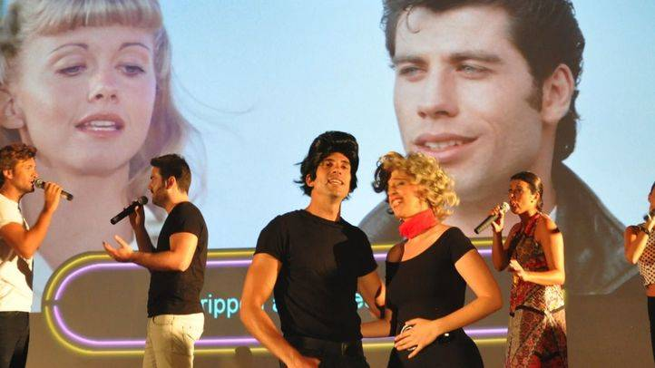 'Grease' en Sing-Along