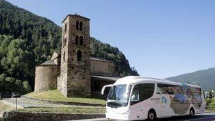 Bus turístico de Andorra