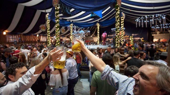 Madrid Oktoberfest repite este fin de semana