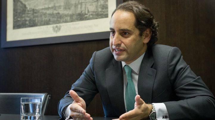 Rafael Benatar, portavoz de la Comunidad Judía de Madrid.