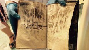 El Ayuntamiento 'blinda' contra la lluvia los archivos del Conde Duque
