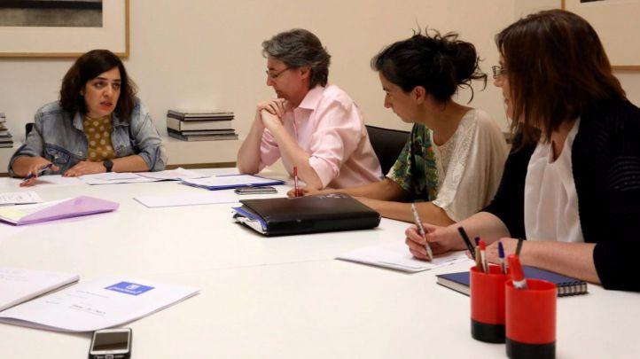 Mayer preside la reunión