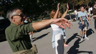 Sanidad inicia una campaña de concienciación y promoción del ejercicio en las personas de edad