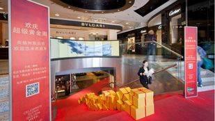 El Corte Inglés intensifica su promoción de artículos de lujo para atraer al público chino