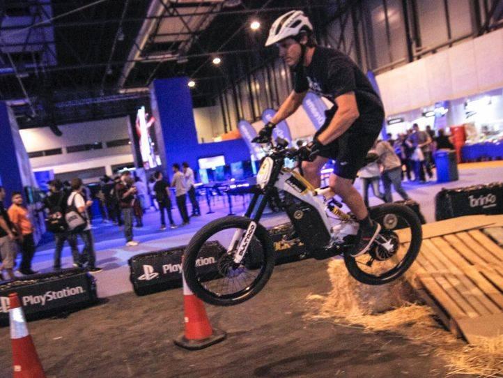 Bultaco Brinco se acerca a los 'jugones' de Madrid Games Week