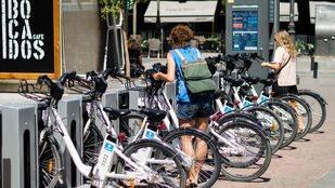 Mil nuevas bicis se suman a BiciMAD