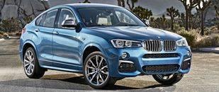 BMW X4 M40I, altas prestaciones off road