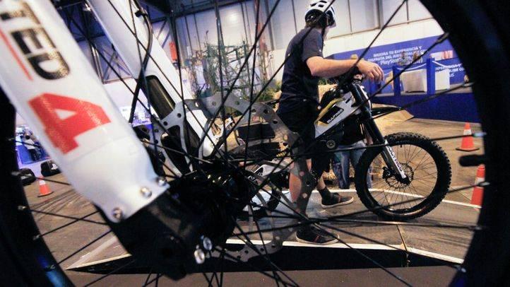 Madrid Games Week, pasión por la moto y por el 'gaming'