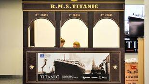 La exposición del Titanic se aleja de